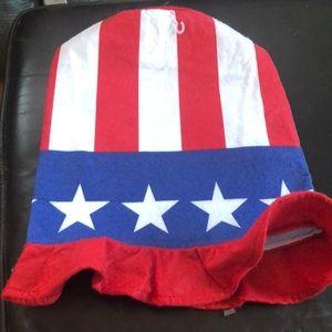 Bicentennial hats 🎩